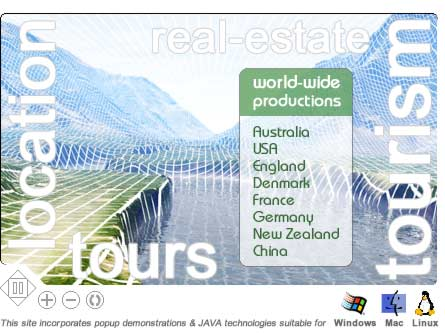 VIRTUAL REALITY LOCATION TOURS AND PANORAMAS